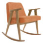 , 366 ROCKING CHAIR LOFT - 366 Concept   366 rocking chair   Loft 06 Mandarin   Dark Oak 90x90