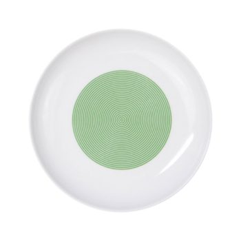 porcelain_and_ceramics, plates, interior-design, PLATTER 33CM NEW ATELIER | GREEN - newatelier green talerz22 350x350
