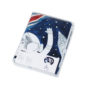 , KIDS BED LINEN SLEEPING WOLF - wolf package big 1 90x90