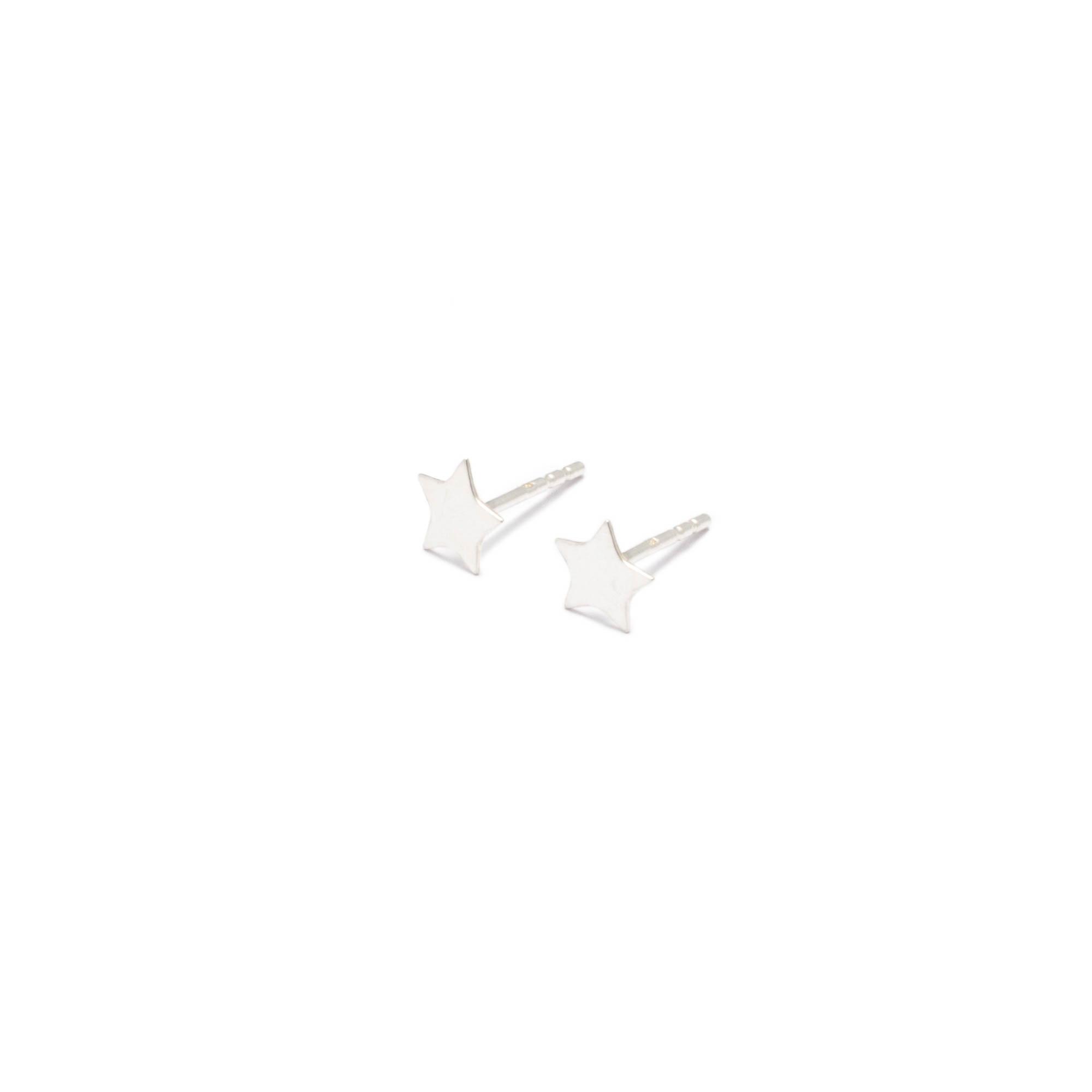 schmuck, ohrringe, OHRRINGE STELLA | SILBER - kolczyki srebrne stella 1 1