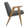 sessel, mobel, wohnen, SESSEL 366 LOFT - 366 Concept 366 Armchair W02 Loft Grey side 100x100