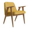sessel, mobel, wohnen, SESSEL 366 LOFT - 366 Concept 366 Armchair W02 Loft Mustard 100x100