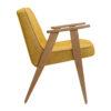 sessel, mobel, wohnen, SESSEL 366 LOFT - 366 Concept 366 Armchair W02 Loft Mustard Side 100x100