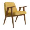 sessel, mobel, wohnen, SESSEL 366 LOFT - 366 Concept 366 Armchair W03 Loft Mustard 100x100