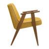 sessel, mobel, wohnen, SESSEL 366 LOFT - 366 Concept 366 Armchair W03 Loft Mustard side 100x100