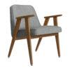 sessel, mobel, wohnen, SESSEL 366 LOFT - 366 Concept 366 Armchair W03 Loft Silver 100x100
