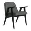 sessel, mobel, wohnen, SESSEL 366 LOFT - 366 Concept 366 Armchair W04 Loft Grey 100x100