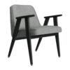sessel, mobel, wohnen, SESSEL 366 LOFT - 366 Concept 366 Armchair W04 Loft Silver 100x100
