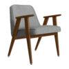 sessel, mobel, wohnen, SESSEL 366 LOFT - 366 Concept 366 Armchair W05 Loft Silver 100x100