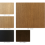 , SESSEL 366 PLUS VELVET - 366 Concept Oak Wood Color Pallet 90x90
