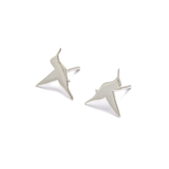 , EARRINGS HUMMING BIRD | SILVER - KolczykiPiccolinoSrebrneKolibry 350x350