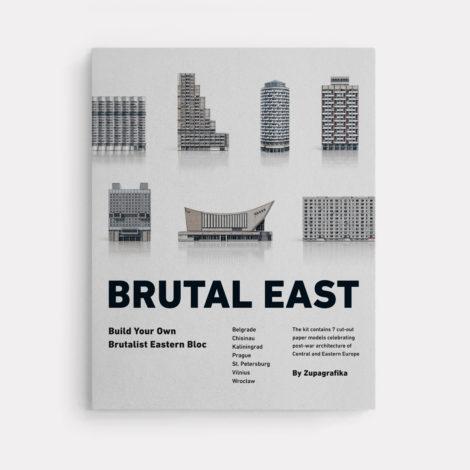 , BRUTAL EAST - 01BrutalEast Zupagrafika 470x470