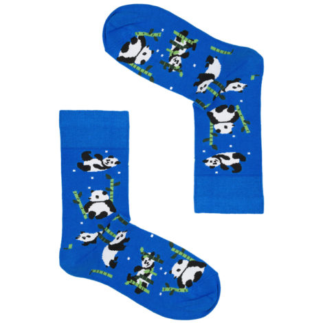 bekleidung-en, socks, clothes-accessories, SOCKS PANDA - Pandas blue 470x470
