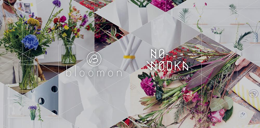 Bloomon x NO WÓDKA: spring flower workshop