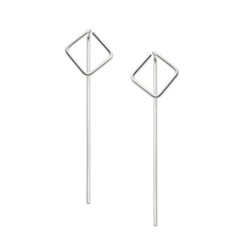 , EARRINGS RIGHT LINE 2 - AB RL E2a 350x350