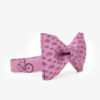bekleidung-en, bow-ties, clothes-accessories, BOW TIE BICYCLES PINK - DSC 2011 100x100