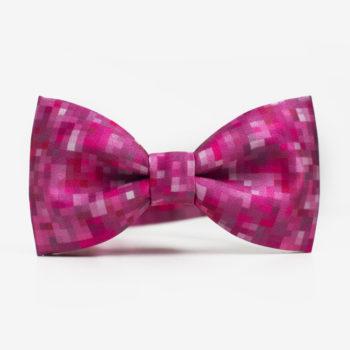 bekleidung, fliegen, accessoires-bekleidung, FLIEGE SUMMER FLOWERS PIXEL - Fuchsia Pixel 350x350