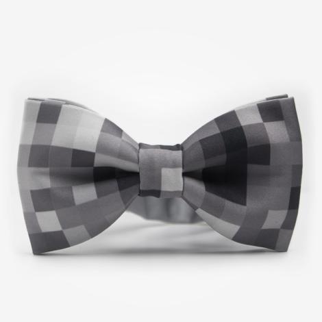 bekleidung, fliegen, accessoires-bekleidung, FLIEGE GRAY PIXEL - Grey Pixel 470x470