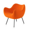 armchairs, furniture, interior-design, RM58 SOFT | FAME - RM58 SOFT FA2 H 74 100x100