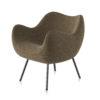 armchairs, furniture, interior-design, RM58 SOFT | STEP - RM58 SOFT ST12 H 101 100x100