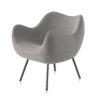 armchairs, furniture, interior-design, RM58 SOFT | STEP - RM58 SOFT ST13 H 102 100x100