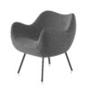 armchairs, furniture, interior-design, RM58 SOFT | STEP - RM58 SOFT ST15 H 104 srs 100x100