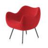 armchairs, furniture, interior-design, RM58 SOFT | STEP - RM58 SOFT ST5 H 95 100x100