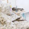 wohntextilien, wohnen, hochzeitsgeschenke, bettwaesche, HAYKA SANDSTRAND BETTWÄSCHE - sand bed 2 1 100x100