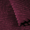 armchairs, interior-design, 366 FABRIC SAMPLES - 08 CORD Beetroot 100x100