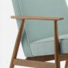 , LOUNGE SESSEL FOX | VELVET - 366 Concept Fox Armchair W03 Velvet Mint detal 100x100