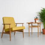 sessel, mobel, wohnen, LOUNGE SESSEL FOX I LOFT - Mood Fox Lounge Chair Loft Mustard 150x150