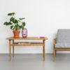 armchairs, furniture, interior-design, LOUNGE CHAIR FOX | TWEED - Mood Fox Lounge Chair TWEED Grey2 100x100