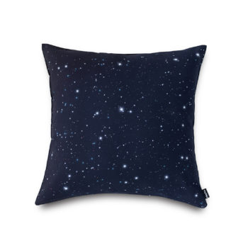 , NORDHIMMEL KISSEN - northern sky cushion 40x40cm 350x350