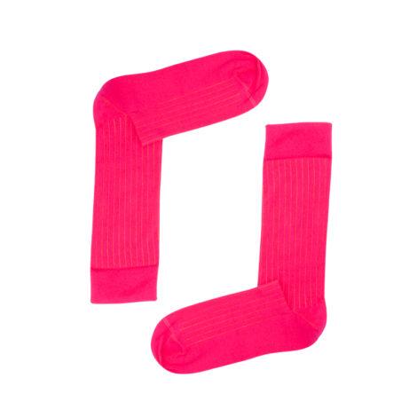 , SOCKS PINK - różowe prążki 470x470