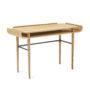 , SCHREIBTISCH GAPA - tabanda gap desk grey fs l 2 90x90