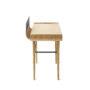 , SCHREIBTISCH GAPA - tabanda gap desk grey sd l 90x90