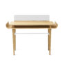 , DESK GAPA - tabanda gap desk white fr 90x90