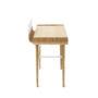 , DESK GAPA - tabanda gap desk white sd l 90x90