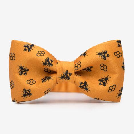 bekleidung-en, bow-ties, clothes-accessories, BOW TIE HONEY BEE - 01 2 470x470