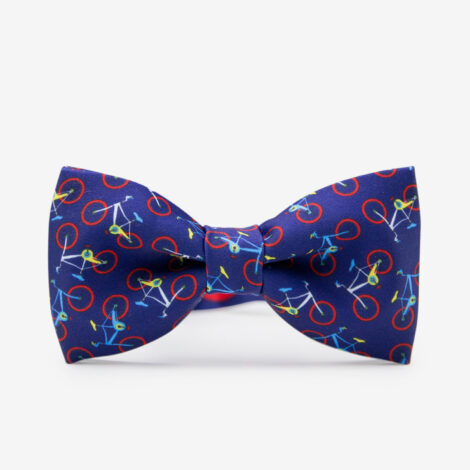 bekleidung-en, bow-ties, clothes-accessories, BOW TIE BICYCLES BLUE - 01 3 470x470