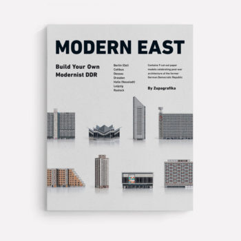 , MODERN EAST - 01 moderneast cover background zupagrafika 350x350