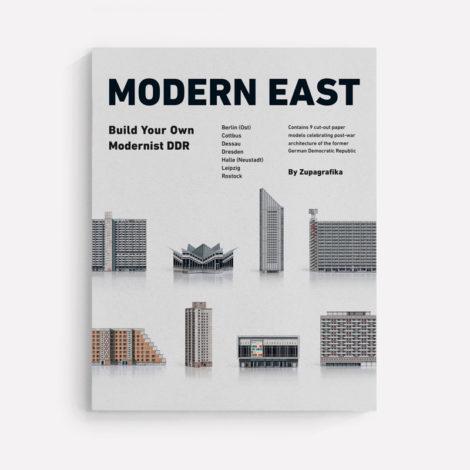 , MODERN EAST - 01 moderneast cover background zupagrafika 470x470