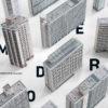 paper-cut-outs, papierartikel, MODERN EAST - 02 moderneast zupagrafika 100x100