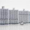 paper-cut-outs, papierartikel, MODERN EAST - 09 moderneast Halle zupagrafika 100x100