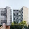 paper-cut-outs, papierartikel, MODERN EAST - 17 moderneast Dessau zupagrafika 100x100