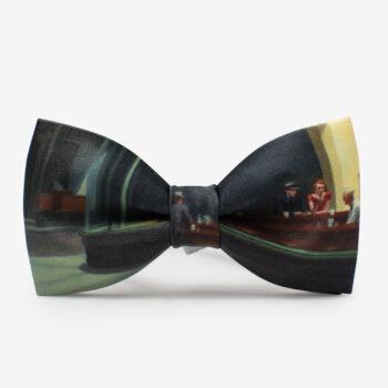 sale-en, bekleidung-en, bow-ties, clothes-accessories, BOW TIE NIGHTHAWKS - Mucha Nighthawks 1 350x350