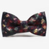 bekleidung-en, bow-ties, clothes-accessories, BOW TIE GINEE PIXEL - NOWA 5 5 100x100