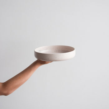 , DUST SERVIERTELLER - DUST PLATTER 350x350