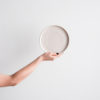 porcelain_and_ceramics, plates, interior-design, DUST SMALL PLATE - DUST SMALL PLATE 100x100