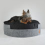 , DOG OR CAT BED NAP - chilli nap 90x90